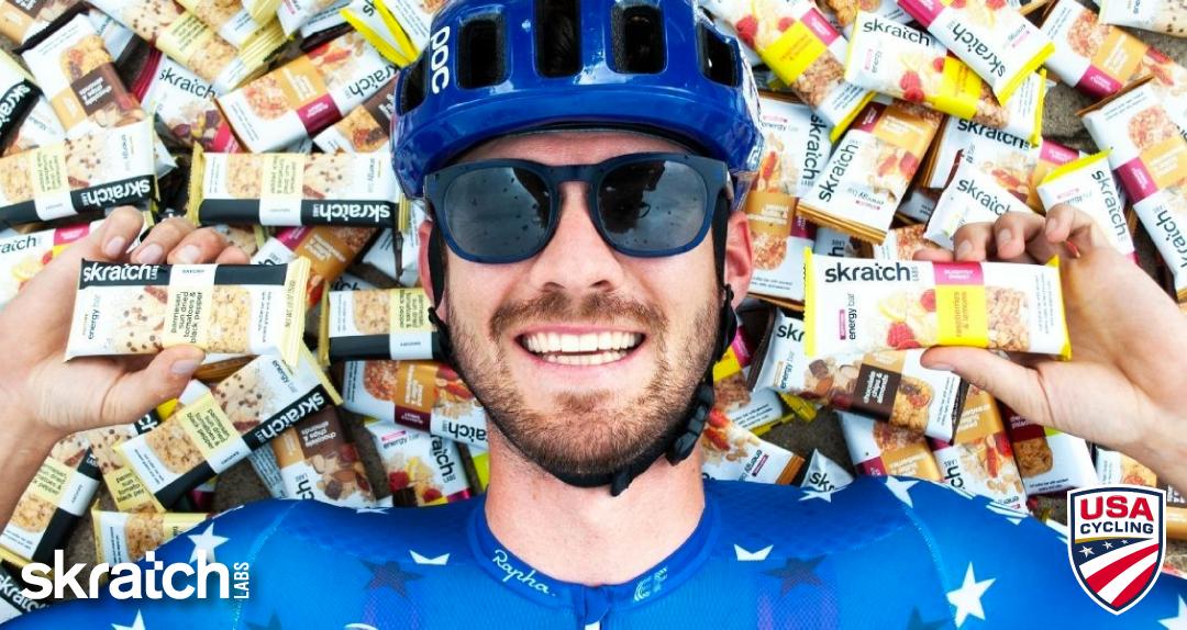 Skratch patrocina USA Cycling